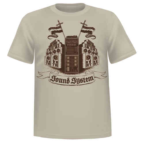 Sound System T-Shirt