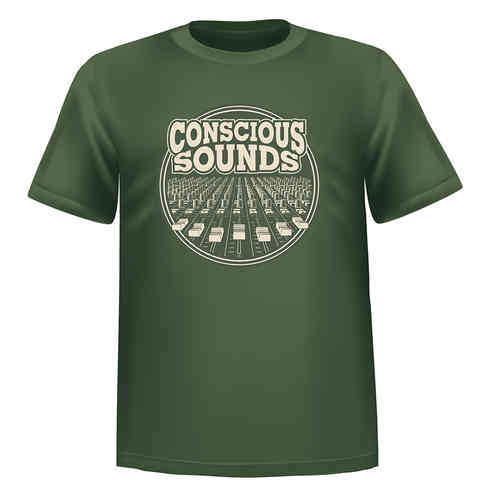 Conscious Sounds T-Shirt
